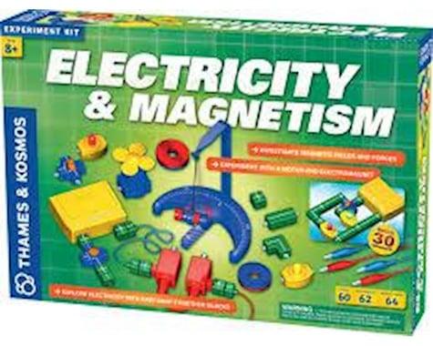 Thames & Kosmos Electricity & Magnetism Kit