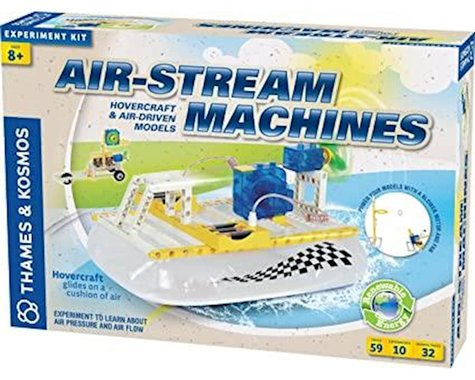 Thames & Kosmos Air-Stream Machines