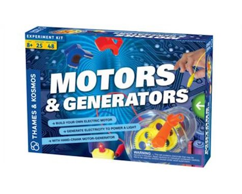 Thames & Kosmos Motors & Generators Kit