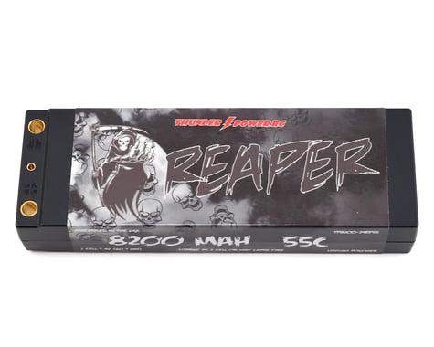 """Thunder Power """"Reaper"""" 2S Basher 55C Hard Case LiPo Battery (7.4V/8200mAh)"""