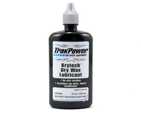 TrakPower Krytech Dry Wax Lubricant (4oz)