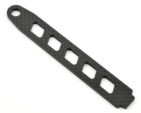 Tekno RC EB410/ET410 Carbon Fiber Battery Strap
