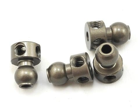 Tekno RC EB410/ET410 5.5mm Aluminum Stabilizer Balls (4)