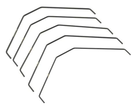 Tekno RC EB410/ET410 Rear Sway Bar Set (1.5, 1.6, 1.7, 1.8, 1.9mm)