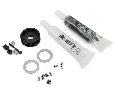 Team Losi Racing Tungsten Differential Service Kit