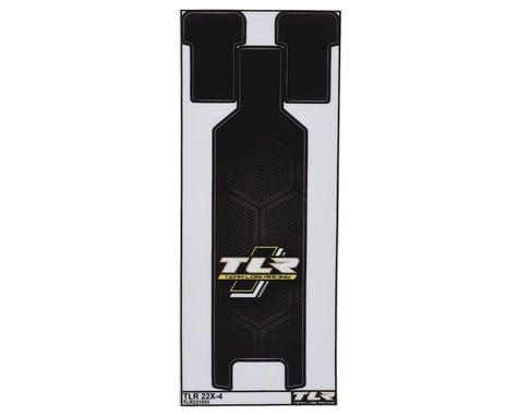 Team Losi Racing 22X-4 Precut Chassis Protective Tape