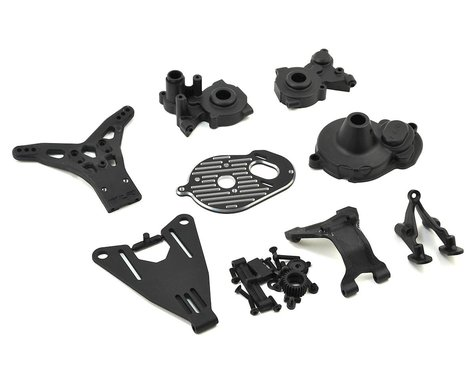 Team Losi Racing 22 4.0 Stand Up Transmission Conversion