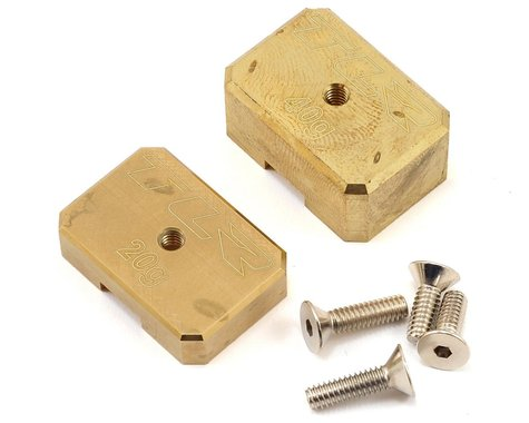 Team Losi Racing Brass Weight System (20g + 40g) (8IGHT-T 3.0)