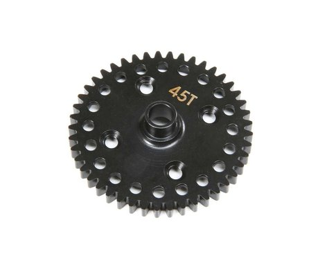 Team Losi Racing 8IGHT-X Lightweight Center Differential Spur Gear (45T)