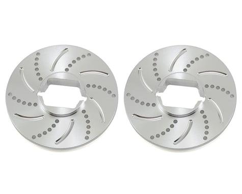 Team Losi Racing Aluminum Wide Base Disc Brake (2)
