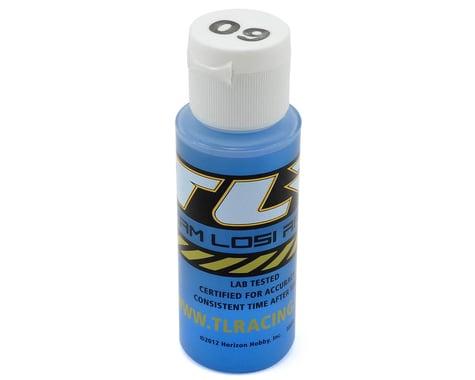 Team Losi Racing Silicone Shock Oil (2oz) (60wt)