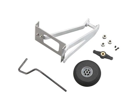 Top Flite Giant Corsair Tail Wheel Assembly