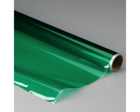 MonoKote Transparent Green 6'
