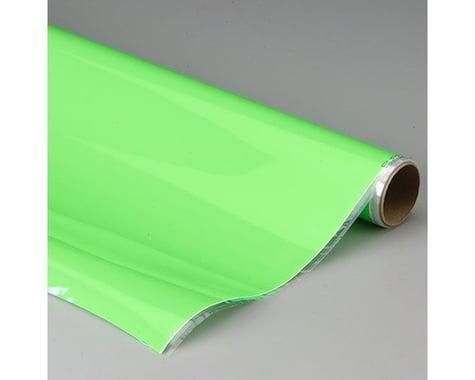 Top Flite MonoKote Neon Green 6'
