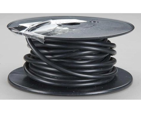 TQ Wire 10 Gauge Wire 25' Black
