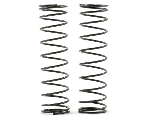 Traxxas Rear Shock Springs (Black) (2)