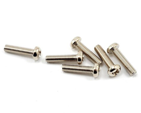 Traxxas 3x12mm Button Head Machine Screw (6)