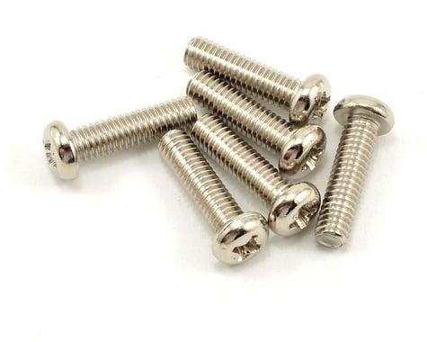 Traxxas 4x15mm Roundhead Machine Screws (6)