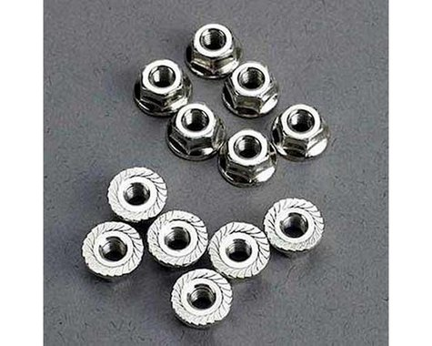 Traxxas Flanged Nuts, 3mm (12)