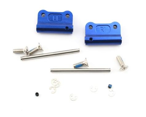 Traxxas Aluminum Rear Suspension Mount (Blue) (L&R)
