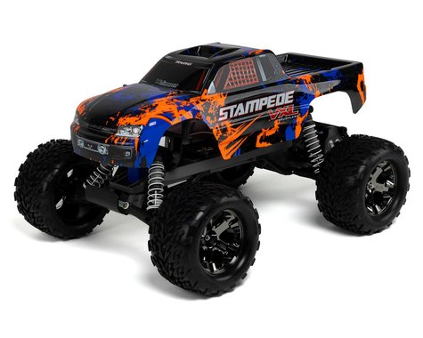 Traxxas Stampede VXL Brushless 1/10 RTR 2WD Monster Truck (Orange)