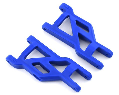 Traxxas HD Cold Weather Front Suspension Arm Set (Blue)