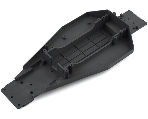 Traxxas Long Lower Comp Chassis (Grey)