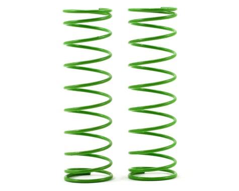 Traxxas Front Shock Spring Set (Green) (2) (Grave Digger)