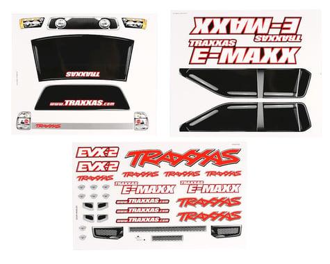 Traxxas Decal Sheets E-Maxx