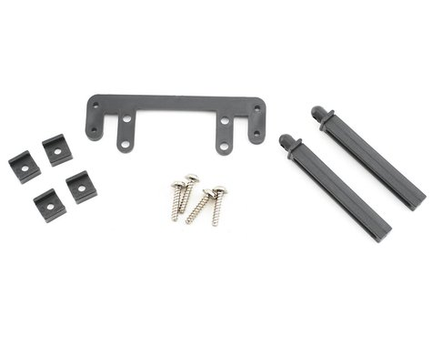 Traxxas Rear Body Mount Base and Post Clamp