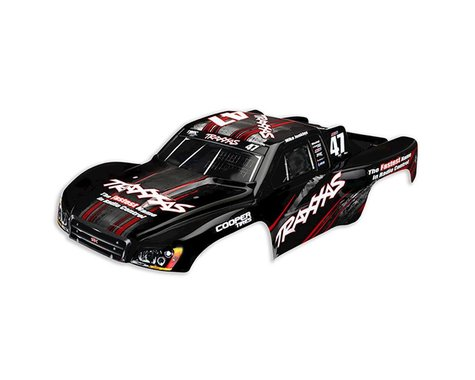 Traxxas Nitro Slash Mike Jenkins Painted Body with Decals TRA4418