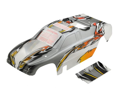 Traxxas ProGraphix Body w/Decal (Clear) (Nitro Sport)