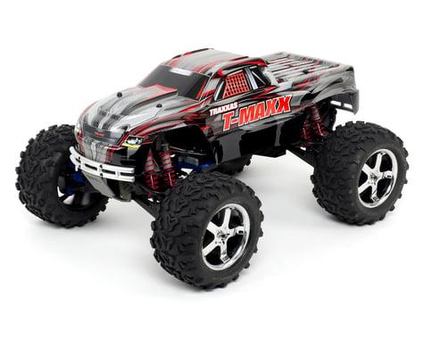 Traxxas T-Maxx 3.3 4WD RTR Nitro Monster Truck (Black)