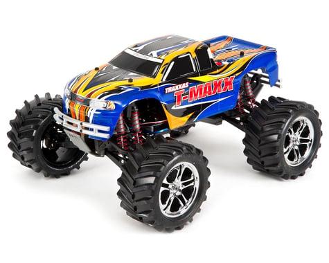 Traxxas T-Maxx Classic RTR Monster Truck (Blue)