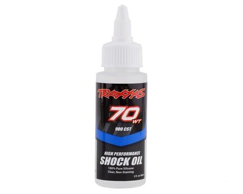 Traxxas Silicone Shock Oil (2oz) (70wt)