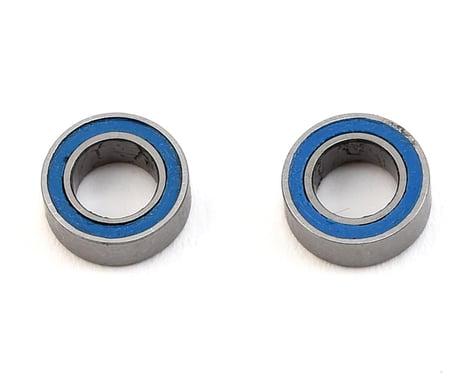 Traxxas 4x7x2.5mm Blue Rubber Sealed Ball Bearing (2)