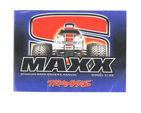 Traxxas Owners Manual (S-Maxx)