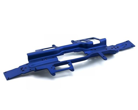 Traxxas Revo 3.3 Chassis (anodized blue)