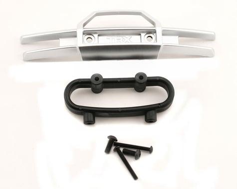 Traxxas Revo Bumper, front/ Bumper mount, front/ 4x10mm BCS (2)/ 3x25mm BCS (2)