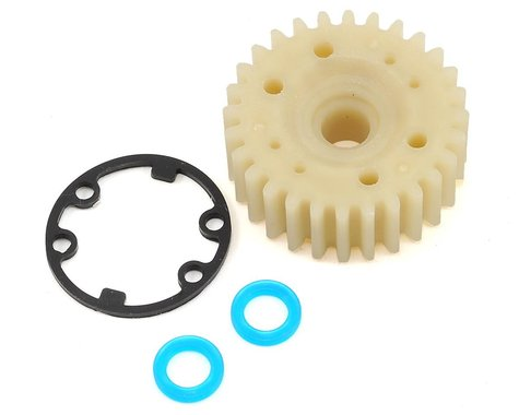 Traxxas Revo Center Diff Gear with X-Ring Seals/Gasket TRA5414X