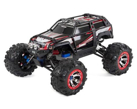 Traxxas Summit RTR 4WD Monster Truck (Black)