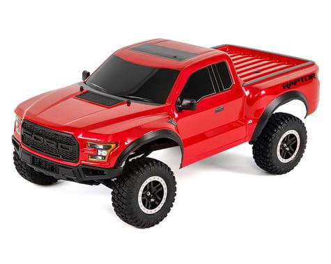 Traxxas 2017 Ford Raptor RTR Slash 1/10 2WD Truck (Red)