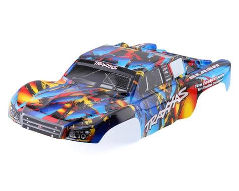 Traxxas Slash 4x4 Rock n' Roll Painted/Decaled Body TRA5848
