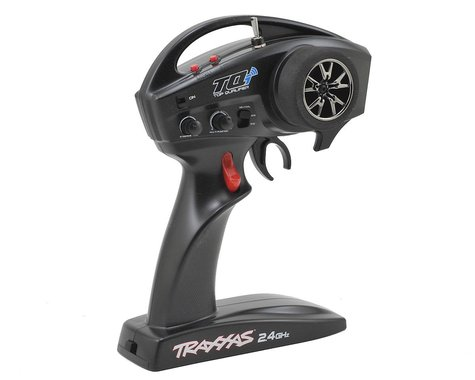 Traxxas TQi 2.4GHz 4-Channel Radio System w/Link Wireless, TSM & Micro Receiver
