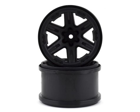 "Traxxas RXT 2.8"" Wheels (Black) (2)"