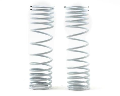 Traxxas Progressive Rate Rear Shock Springs (White) (2)