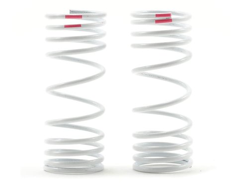Traxxas Progressive Rate Front Shock Springs (Pink) (2)