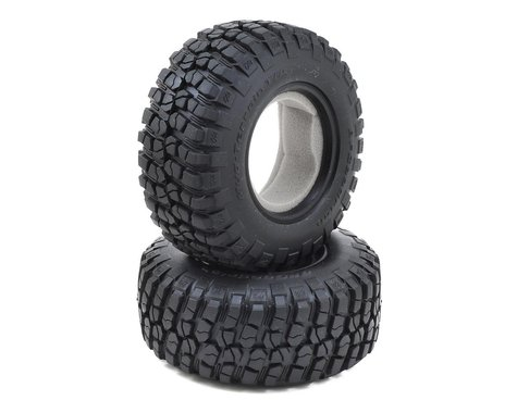 Traxxas 2.2/3.0 BFGoodrich Mud-Terrain TA KM2 Tire w/Foam (2) (S1)