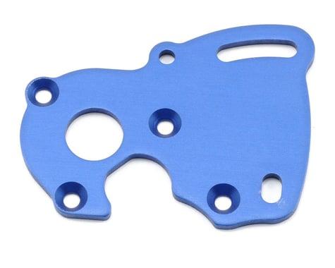 Traxxas Motor Plate (Blue)