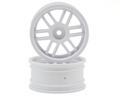 Traxxas 12mm Hex 1/16 Rally Wheels (2) (White)